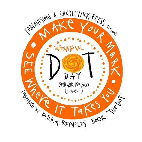 the dot picture book international dot day fablevision learning