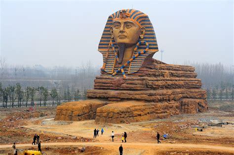 imagenes 4k que es la gran esfinge de china los replicantes