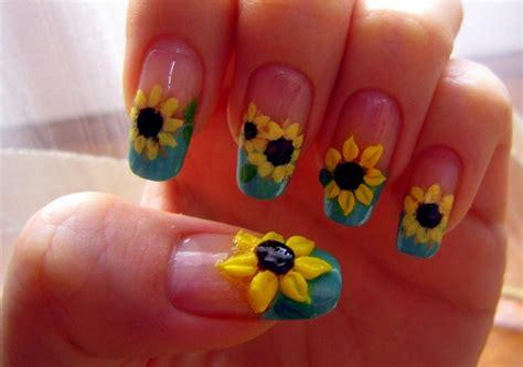 imagenes de uñas acrilicas con flores im 225 genes de u 241 as decoradas con flores im 225 genes