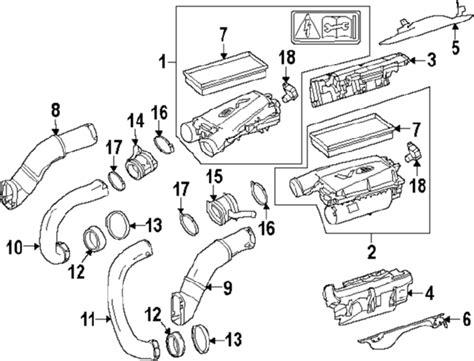 2012 mercedes c250 engine parts diagram