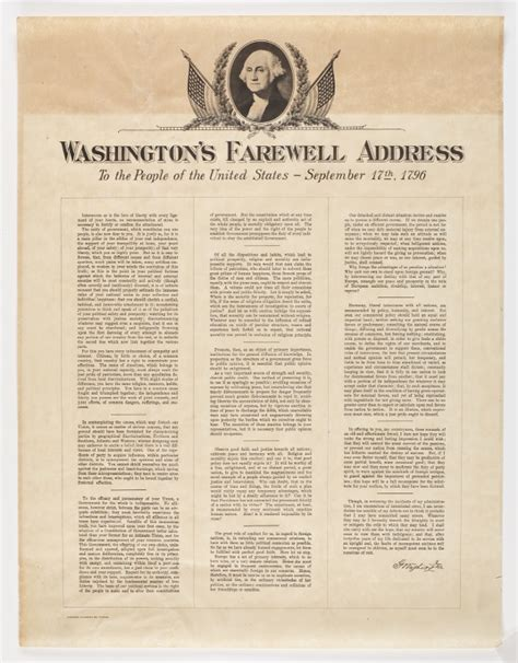 washington s farewell the founding s warning to future generations books diary of a call slip virginia historical society s