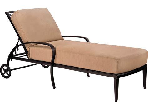 aluminum chaise lounges woodard apollo aluminum chaise lounge 7u0470