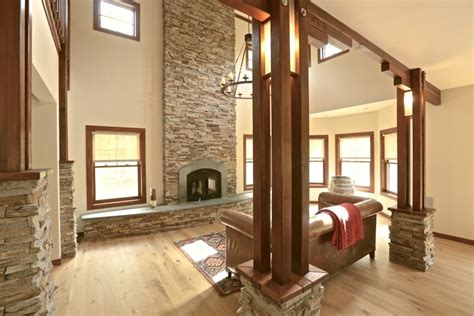 Wood Columns Interior by Rustic Wood Columns Search Chlt Pipe