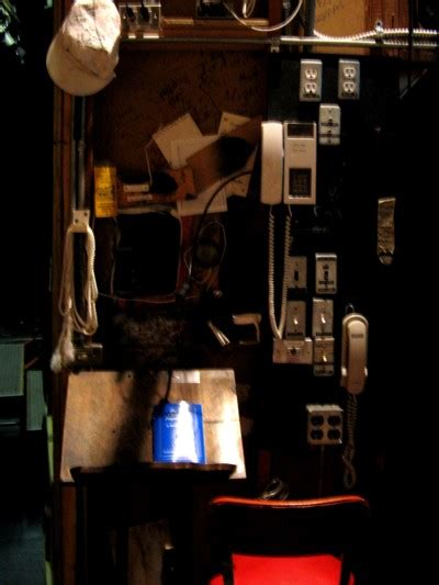 Stage Managers Desk by Parkeplayers