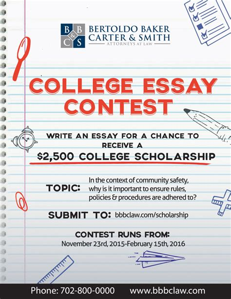 Scholarship Essay Contest Exles college essays college application essays essays for
