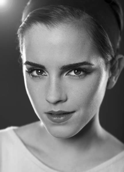 the gallery for gt emma watson headshot just another tumblr harry potter esquire magazine