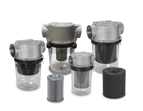 Vacuum Filter Solberg Filtration Filters Silencers Vacuum Filters