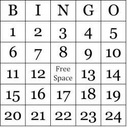 Free printable bingo grids printable game states ann