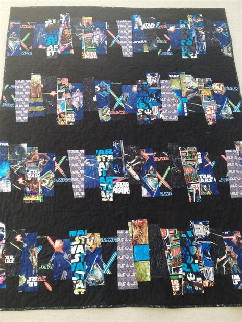 quilt pattern using star wars fabric 17 best images about star wars quilts on pinterest