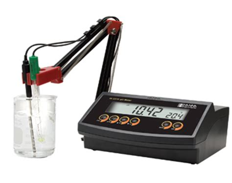 ph lab bench basic ph bench meter the labmart highest quality lab