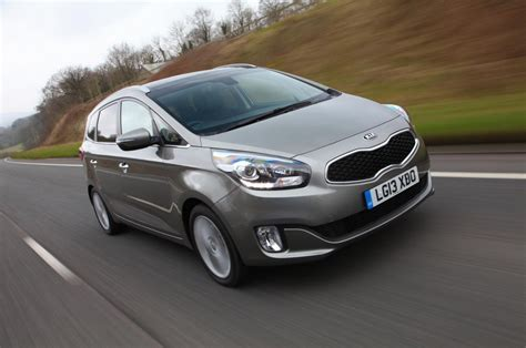 2013 Kia Carens 2013 Kia Carens Uk Pricing And Specs Announced