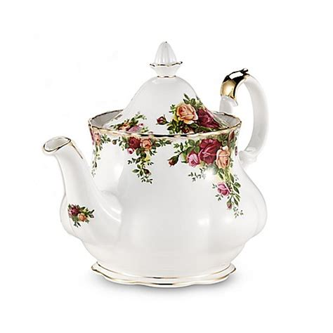 teapot bed bath and beyond royal albert teapot in old country roses bed bath beyond