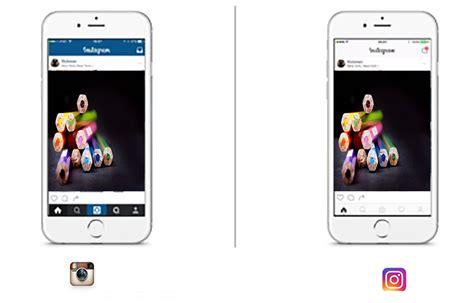 nuovo layout instagram cambio look per instagram ispirato alla community