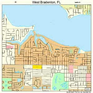 west bradenton florida map 1276050