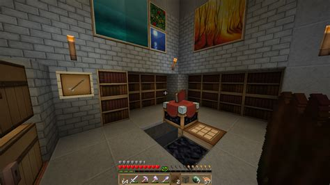 enchantment table bookshelves in 1 8 recent updates and