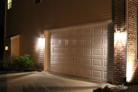 install outdoor garage lights time of the light installing a switch timer by our home
