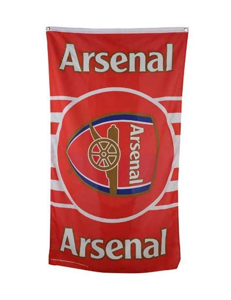 Bendera Club Bola Arsenal toko olahraga hawaii sports official merchandise bendera