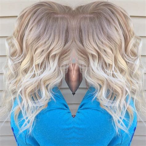 perfect shadow root on blonde hair 7045 best images about hair on pinterest