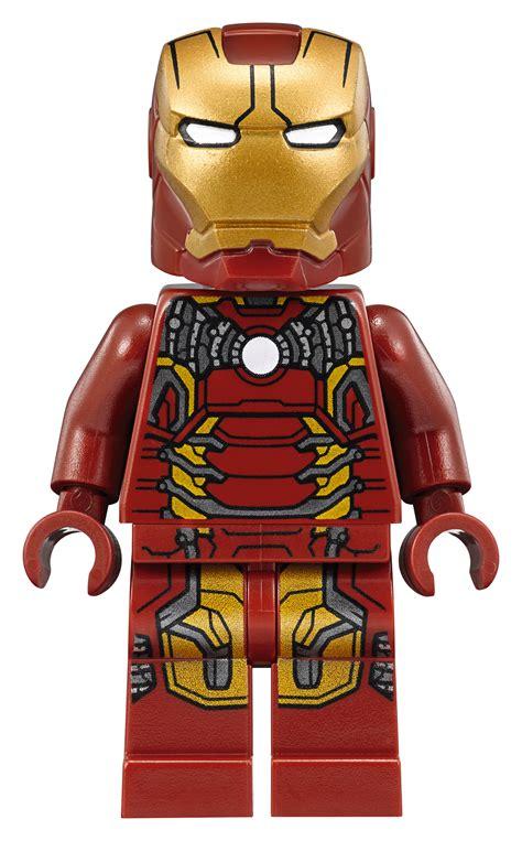 Marvel Iron 3 Series 003 Iron Mini Figure 76105 lego marvel hulkbuster ultron edition exclusive