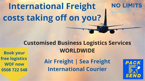 how international freight costs could make or your business