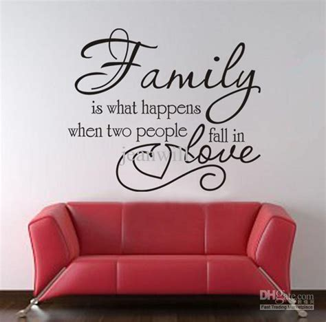 Sticker Quote Friend Are Like Stiker Dinding Kaca Cafe Rumah Wall family wall quote decal decor sticker lettering