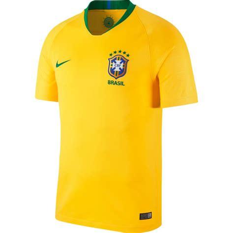 brazili 235 shirt thuis junior wk 2018 2019 soccerfanshop nl