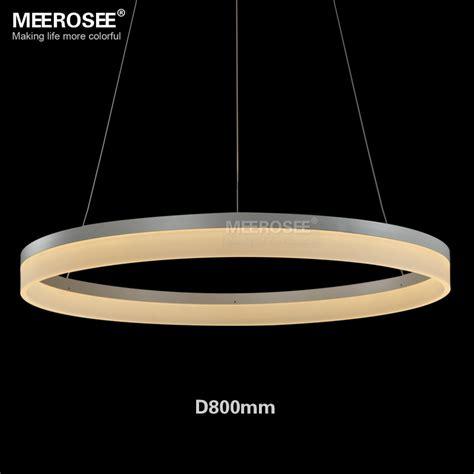 wholesale high quality led pendant ring light modern led