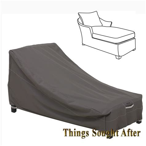 chaise chair covers cover for medium day chaise lounge chair outdoor furniture