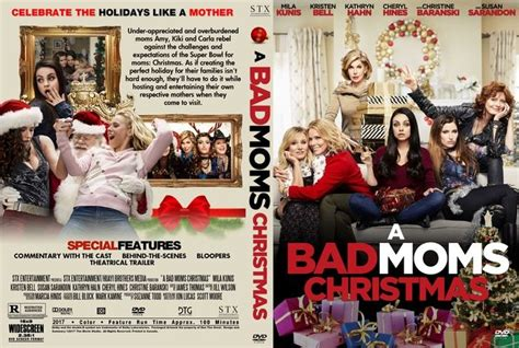 christmas l shade covers a bad moms christmas 2017 dvd custom cover custom dvd