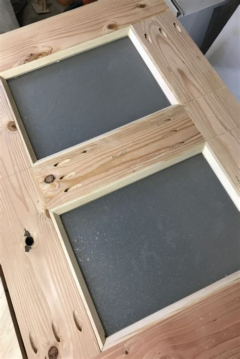 How To Build A Sliding Barn Door Step By Step Instructions Barn Door Effect