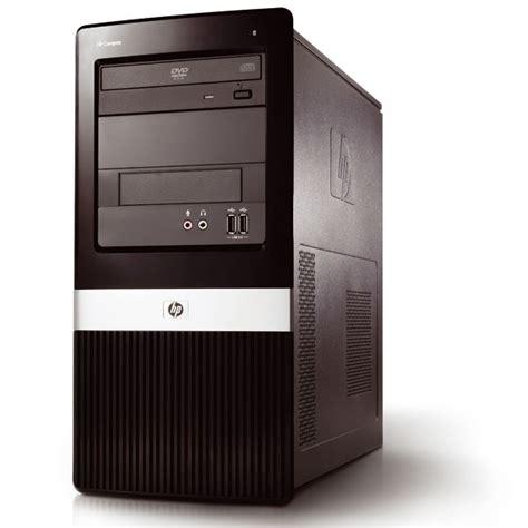 pc bureau hp compaq hp compaq dx2400 station de travail format microtour