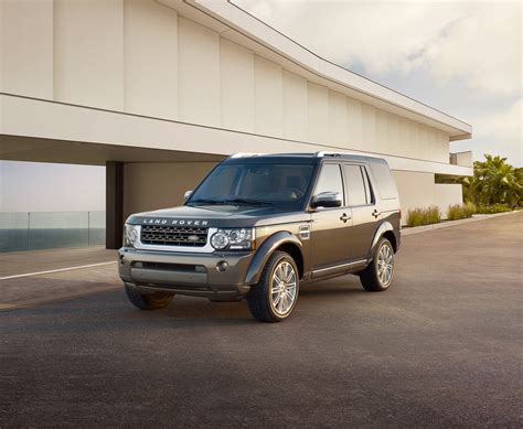 luxury land rover land rover discovery 4 hse luxury special edition