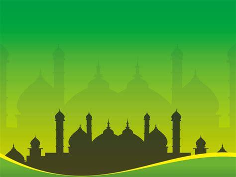 desain vektor masjid rumah joglo limasan work