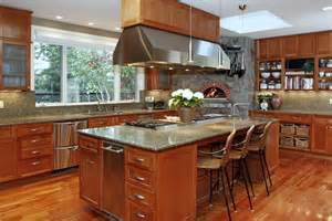 Kitchen Island With Range Center Island Range Kitchen Islands