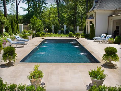 Swimming Pool Design Photo Gallery Arkansas Tennessee Pool Images Backyard