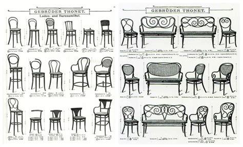 sedie thonet originali thonet l azienda che ha inventato il design moderno