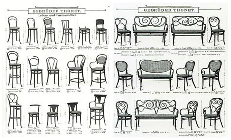 sedia thonet 14 thonet l azienda ha inventato il design moderno