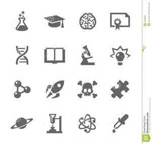 science icons stock vector image of pipette education