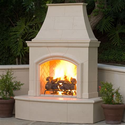 Outstanding Outdoor Fireplace Kits Masonry Fireplaces Gas Fireplace Kit