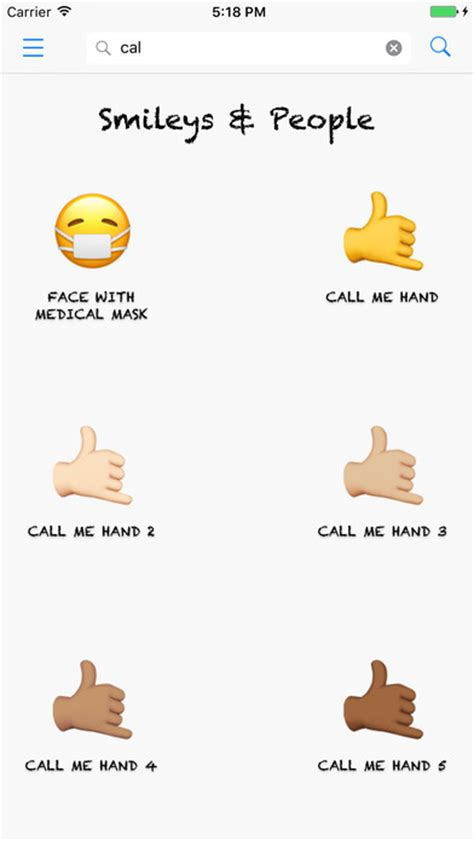 Name Meaning Lookup Smileys Lookup Emoji Names And Meanings App Report On