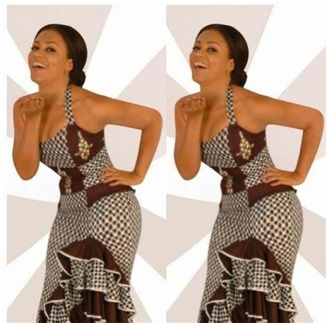 differrent ankara styles from acctresses fashion ankara magazine ghanaian screen goddess nadia
