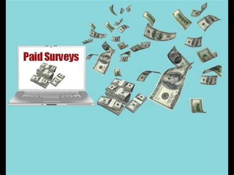 Fun Surveys For Money - paid surveys are fun and you can make money with paid