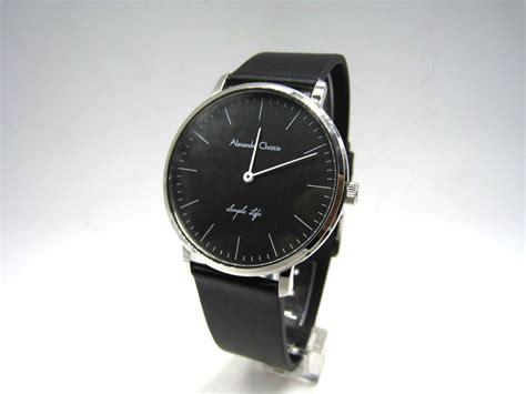 Jam Tangan Pria Alexandre Christie 8438 Silver Original Murah jual jam tangan kulit pria alexandre christie ac 8469 silver black original gallery shop