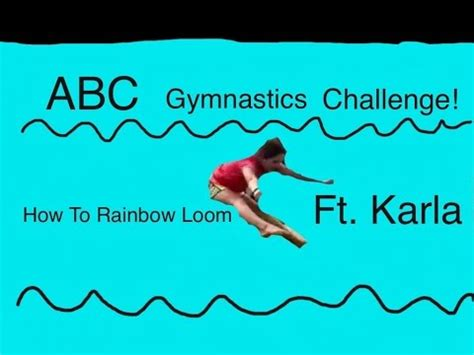 alphabet gymnastics challenge full download elbow stand competition with gymnastics 101