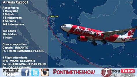 airasia flight qz8501 air asia flight qz8501 missing airasia plane crash from