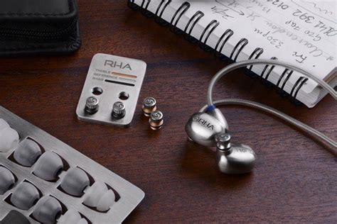 Rha T10i In Ear Headset muzix rha t10i pr 233 mium in ear iem f 252 lhallgat 243