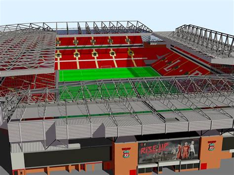 St Park Expansion 3d Model