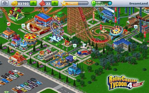 rollercoaster tycoon 4 mobile rollercoaster tycoon 4 mobile 05 droidsoft