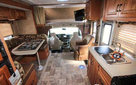 Caravan Interiors by Motorhome Rentals Abc Alaska Motorhome Rentals