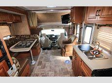 Motorhome Rentals   ABC Alaska Motorhome Rentals 25 Foot Camper